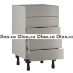 5 Drawer Pack 5 X 140