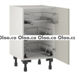 Highline Base Unit 3x Pullout Baskets