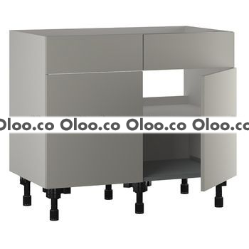 Base Double Dummy Drawerline Sink Unit